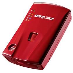 GPS logger Qstarz BL-1000GT Standard BL-1000GT Standard, červená