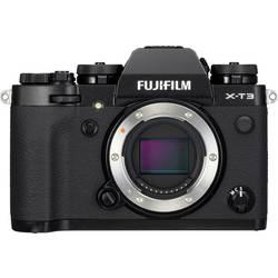 Digitální fotoaparát Fujifilm X-T3 Schwarz Body, 26.1 Megapixel, černá