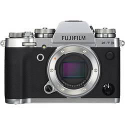 Digitální fotoaparát Fujifilm X-T3 Silber Body, 26.1 Megapixel, stříbrná