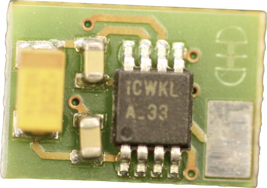 SMD ovládací elektronika laserových diod do 70 mA