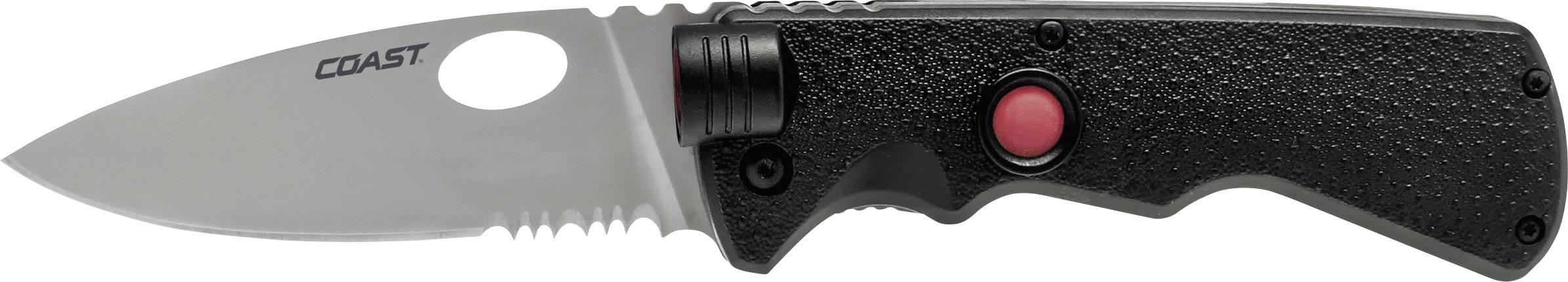 Kapesní nůž Coast Light-Knife LK375 139901, černá