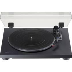 Gramofon TEAC TN-180BT, řemínkový pohon, černá