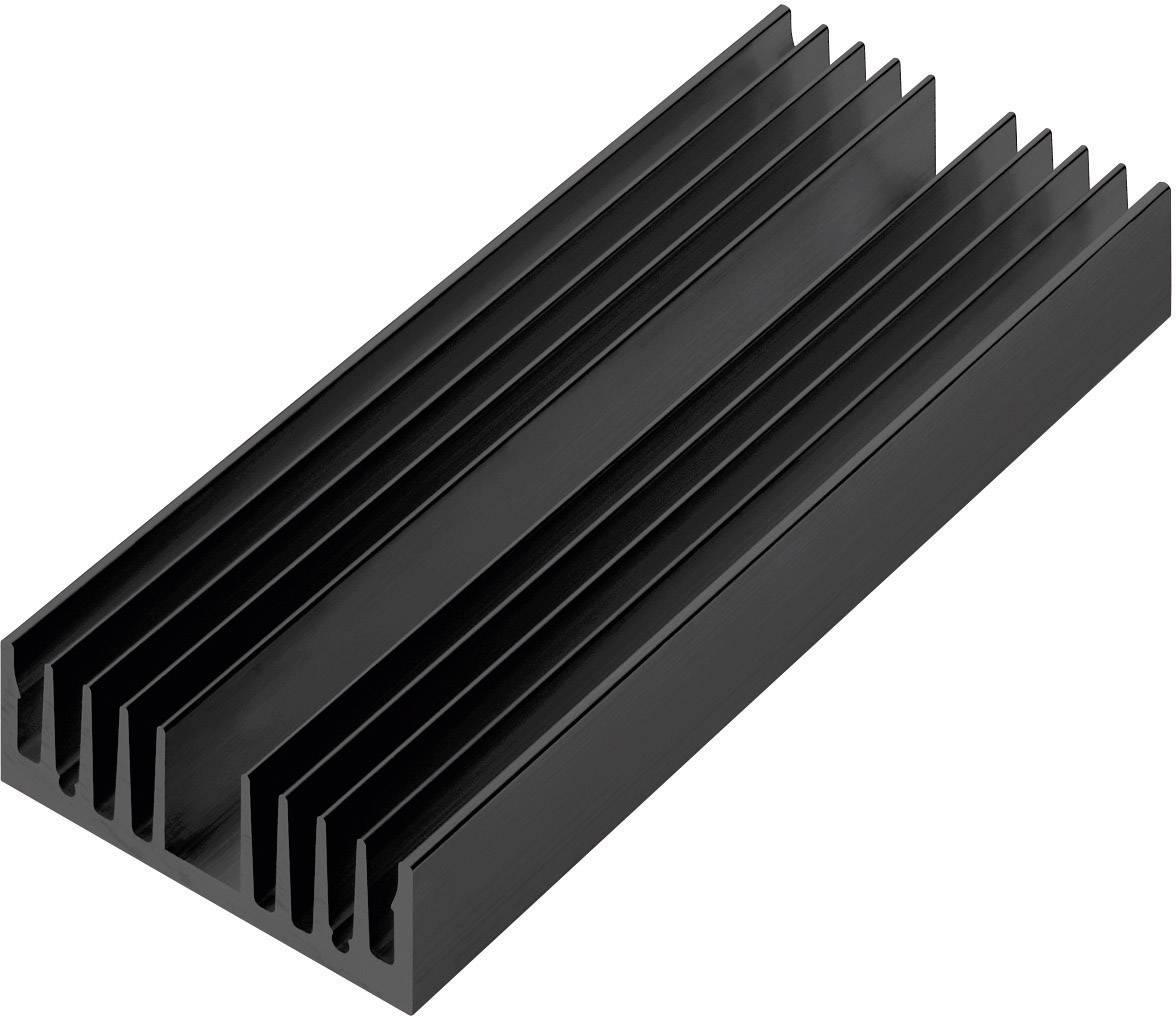 Profilový chladič Pada Engineering 8495/100/N 8495/100/N, 4.45 K/W, (d x š x v) 100 x 60 x 20 mm