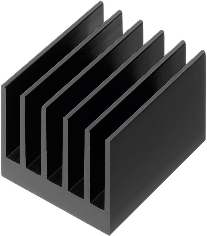 Profilový chladič Pada Engineering 8310/200/N 8310/200/N, 2.33 K/W, (d x š x v) 200 x 40 x 35 mm