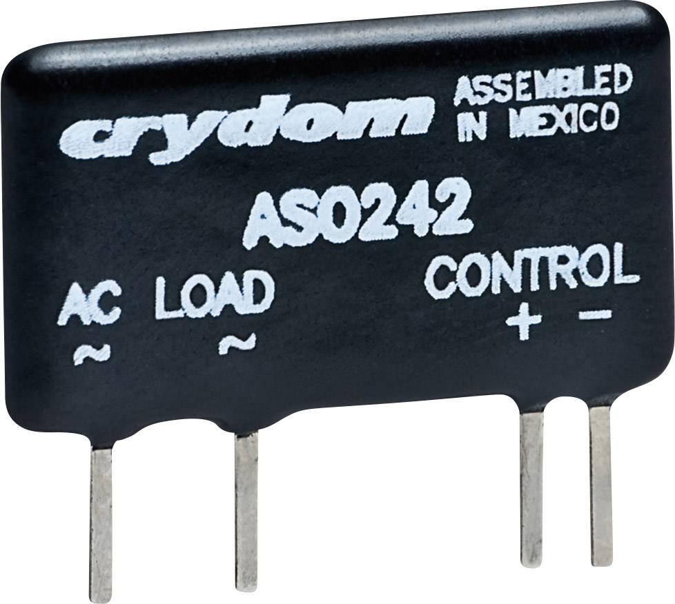 Polovodičové relé Crydom ASO242 ASO242, 2 A, 1 ks