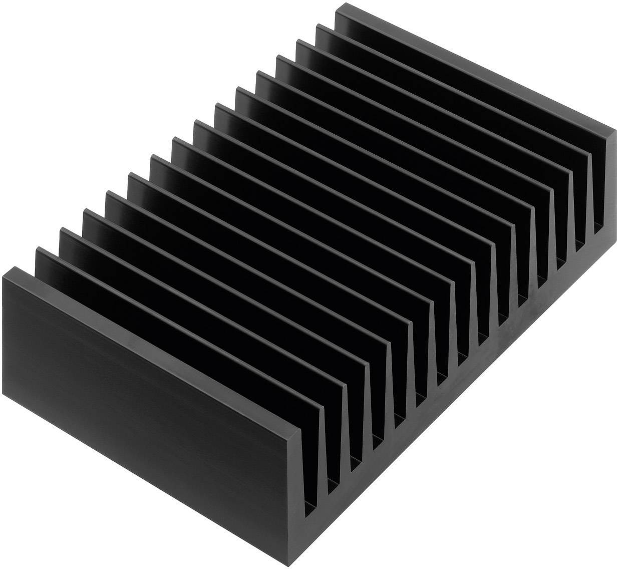 Profilový chladič Pada Engineering 8214/100/N, 1.18 K/W, (d x š x v) 100 x 160 x 40 mm