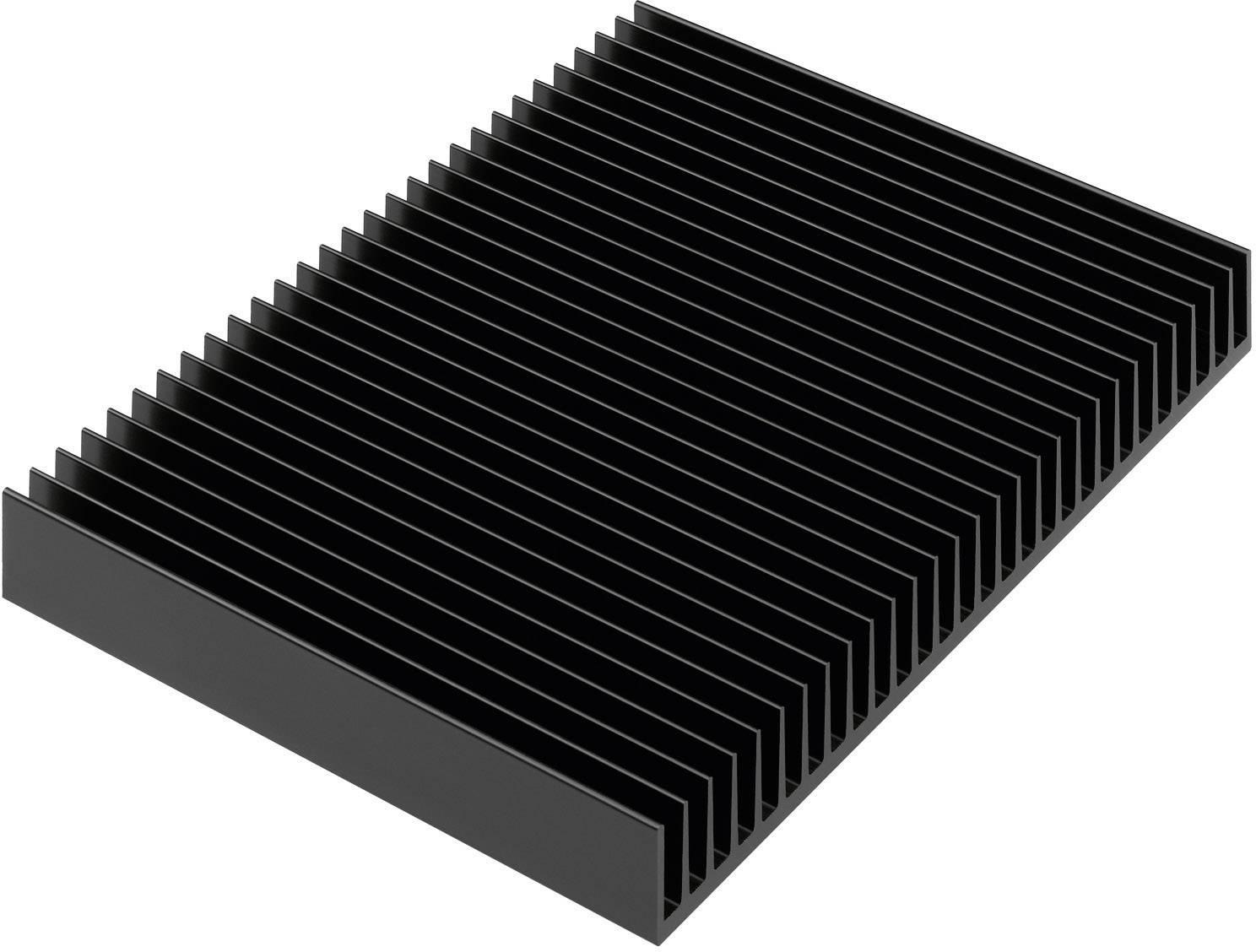 Profilový chladič Pada Engineering 8232/150/N 8232/150/N, 0.95 K/W, (d x š x v) 150 x 200 x 25 mm