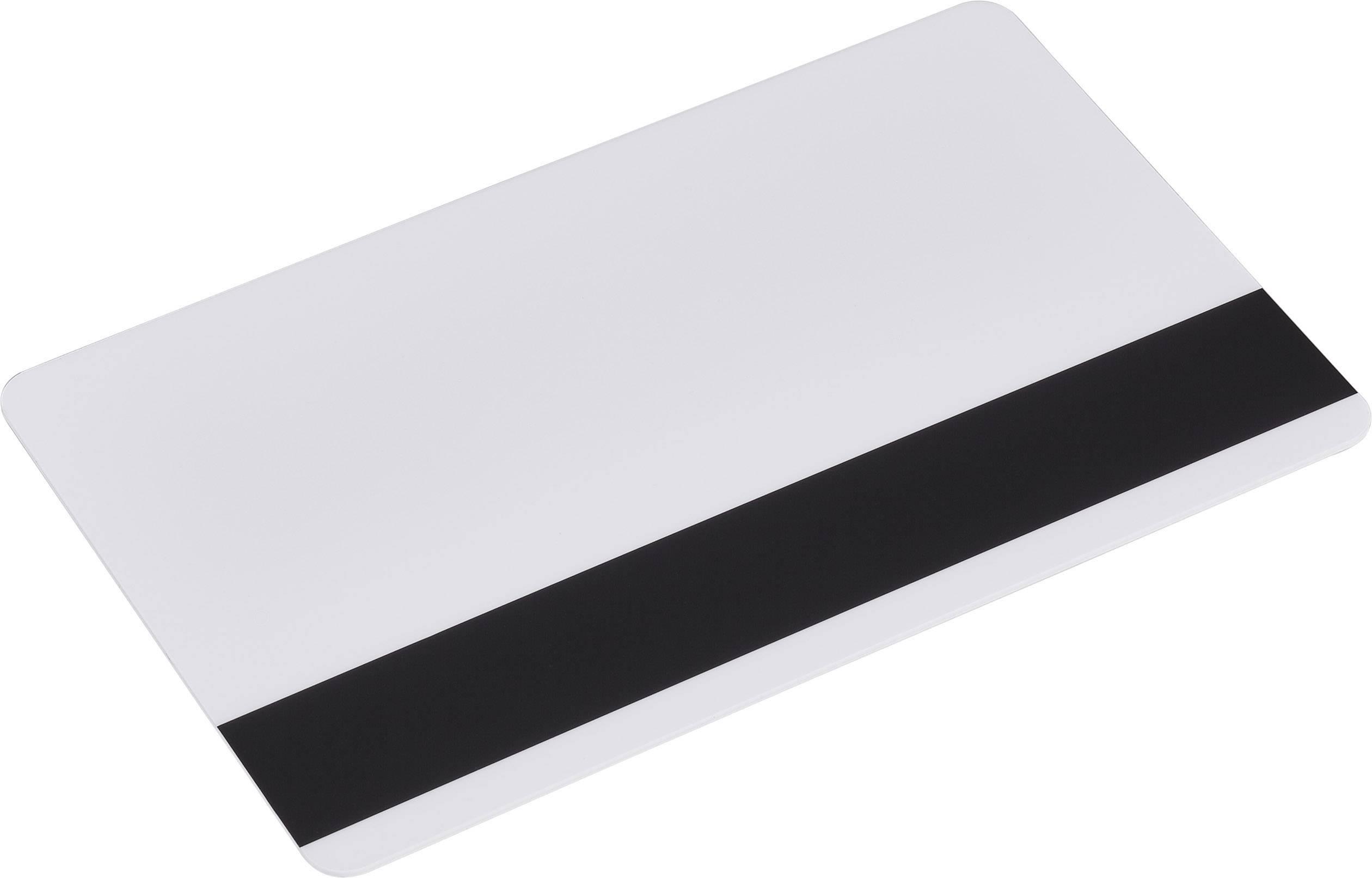 Technologie čipových karet, technologie magnetických karet
