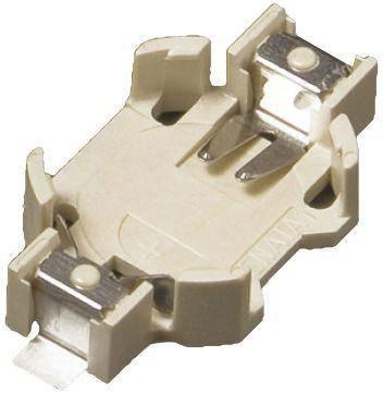 Drřák knoflíkových baterií 1 CR 1225 horizontální , povrchová montáž SMD (d x š x v) 23.7 x 12.7 x 4.8 mm Takachi SMTU1225