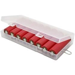 Úložný box na baterie 18650 Soshine (d x š x v) 156 x 78 x 25 mm