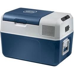 Přenosná lednice (autochladnička) MobiCool FR34 AC/DC, 12 V, 24 V, 230 V, 31 l, modrá, šedá