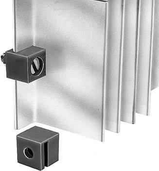 Upevňovací sponka chladiče Fischer Elektronik IS 3