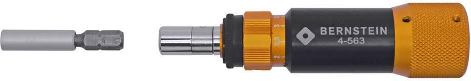 Momentový šroubovák Bernstein 4-563, 0.05 - 0.6 Nm