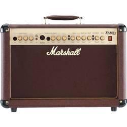 Zesilovač pro akustickou kytaru Marshall AS50D hnědá