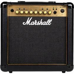 Zesilovač elektrické kytary Marshall MG15GFX černá