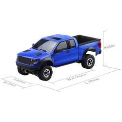 RC model auta terénní vozidlo Amewi Pickup Scaler, komutátorový, 1:35, elektrický 4WD (4x4), stavebnice