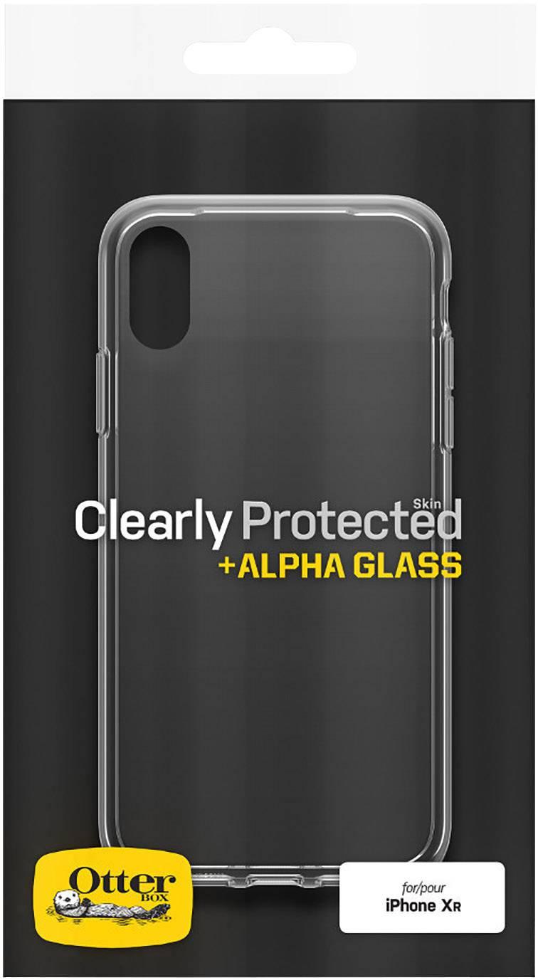 Otterbox ochranné sklo na displej smartphonu Clearly Apple iPhone XR 1 ks