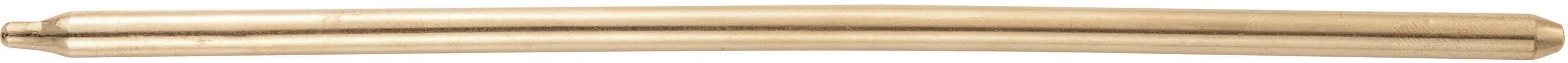 Teplovodná rúrka Gelid CP-S6200-01, (Ø x d) 6 mm x 200 mm, meď, voda