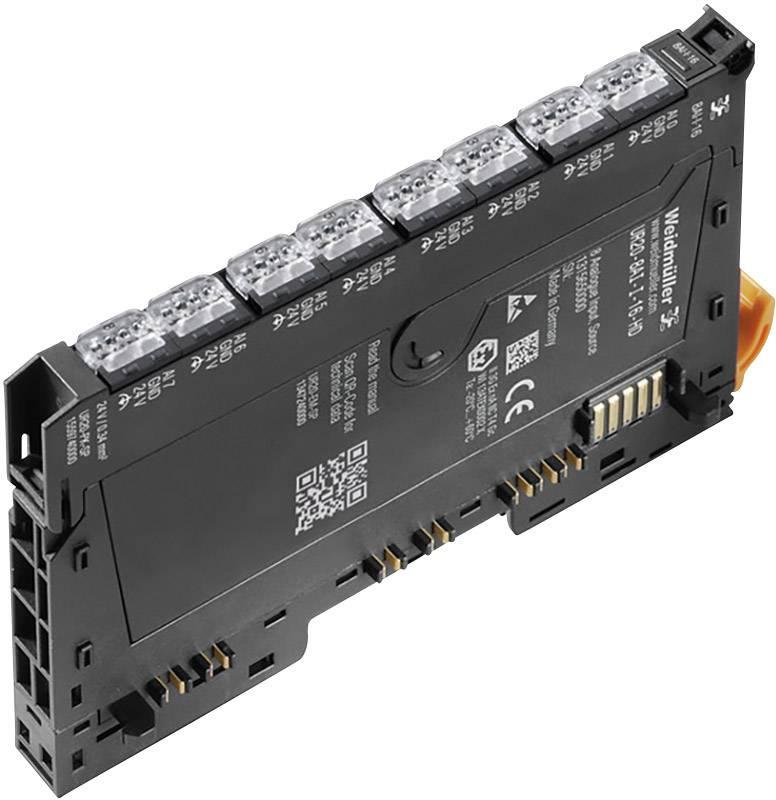Vstupní modul pro PLC Weidmüller UR20-8AI-I-16-HD, 1315650000