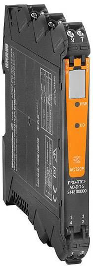Weidmüller ACT20P-PRO-RTCI-AO-DO-S ACT20P teplotní převodník 2448100000