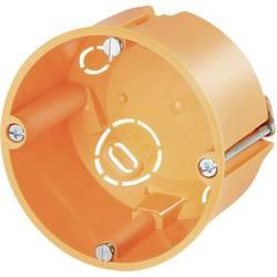 F-Tronic 7350094 F-tronic instalační krabice do dutých stěn, D 68 mm 47mm obsah 25 ks oranžová