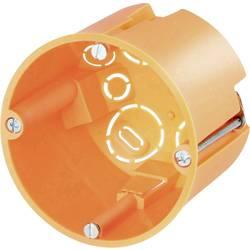 F-Tronic 7350096 F-tronic instalační krabice do dutých stěn, D 68 mm 61mm obsah 25 ks oranžová