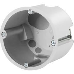 F-Tronic 7520001 Propojovací krabice do dutých stěn protihluková ochrana šedá