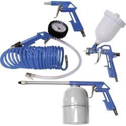 5-dílná sada nářadí na tlakový vzduch Scheppach 3906101704
