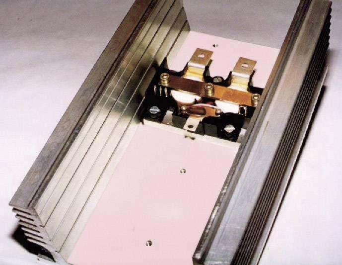 Teplovodivá fólia Kerafol KERATHERM różowy 86/52, 0.225 mm, 2.5 W/mK, (d x š) 190 mm x 190 mm