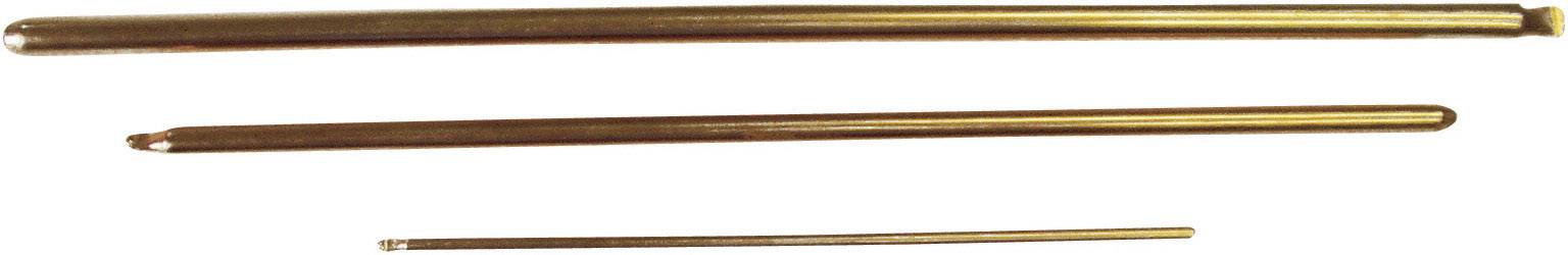 Teplovodná rúrka QuickCool QG-SHP-D6-250MN, (Ø x d) 6 mm x 250 mm, meď, voda