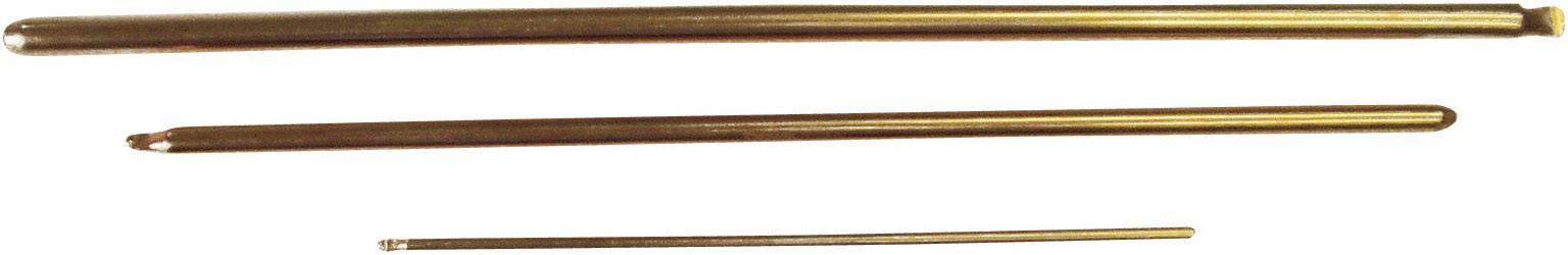 Teplovodná rúrka QuickCool QY-SHP-D6-400SA, (Ø x d) 6 mm x 400 mm, meď, voda