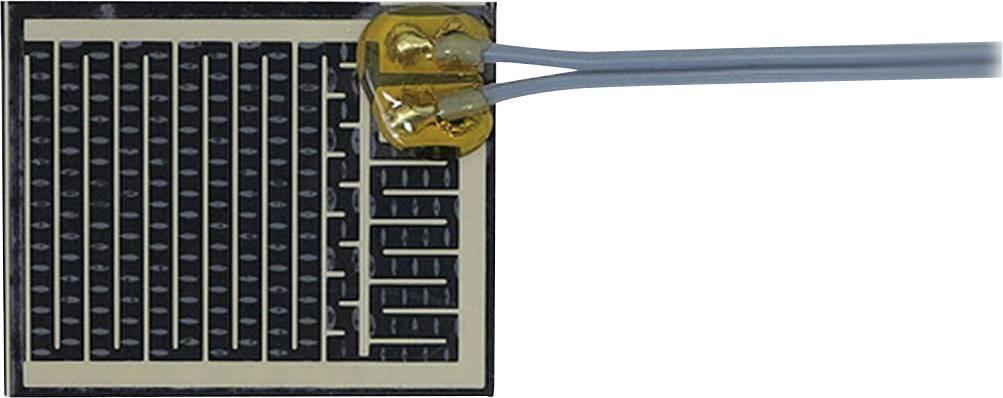 Tepelná fólia samolepiaci Thermo 2115264, 12 V/DC, 12 V/AC 3 W Spôsob ochrany IPX4, (d x š) 60 mm x 47 mm