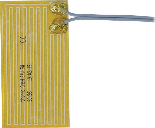 Tepelná fólia samolepiaci Thermo 2125267, 24 V/DC, 24 V/AC 5 W Spôsob ochrany IPX4, (d x š) 95 mm x 50 mm