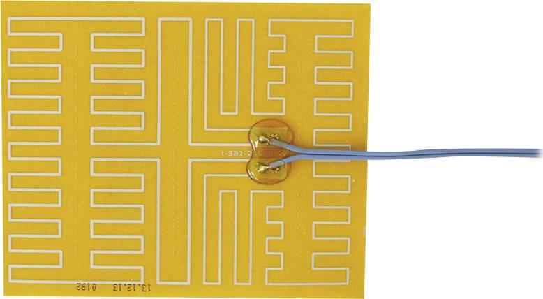 Tepelná fólie samolepicí Thermo 24 V/DC, 24 V/AC, 17 W, krytí IPX4, (d x š) 170 mm x 135 mm