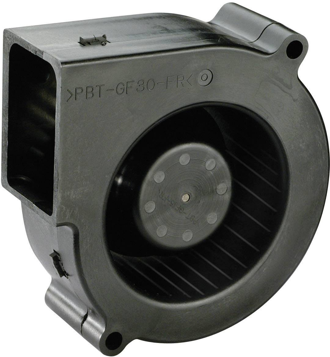 Axiálny ventilátor NMB Minebea BG0703-B055-000-00 BG0703-B055-000-00, 24 V/DC, 43 dB, (d x š x v) 75.7 x 75.7 x 30 mm