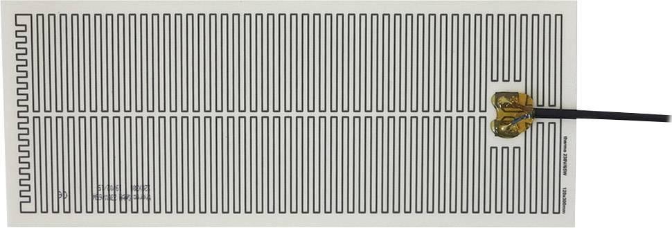 Tepelná fólie samolepicí Thermo 230 V, 65 W, krytí IPX4, (d x š) 300 mm x 120 mm