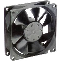 Axiálny ventilátor NMB Minebea 3110KL-04W-B50, 12 V/DC, 34 dB, 80 x 80 x 25 mm