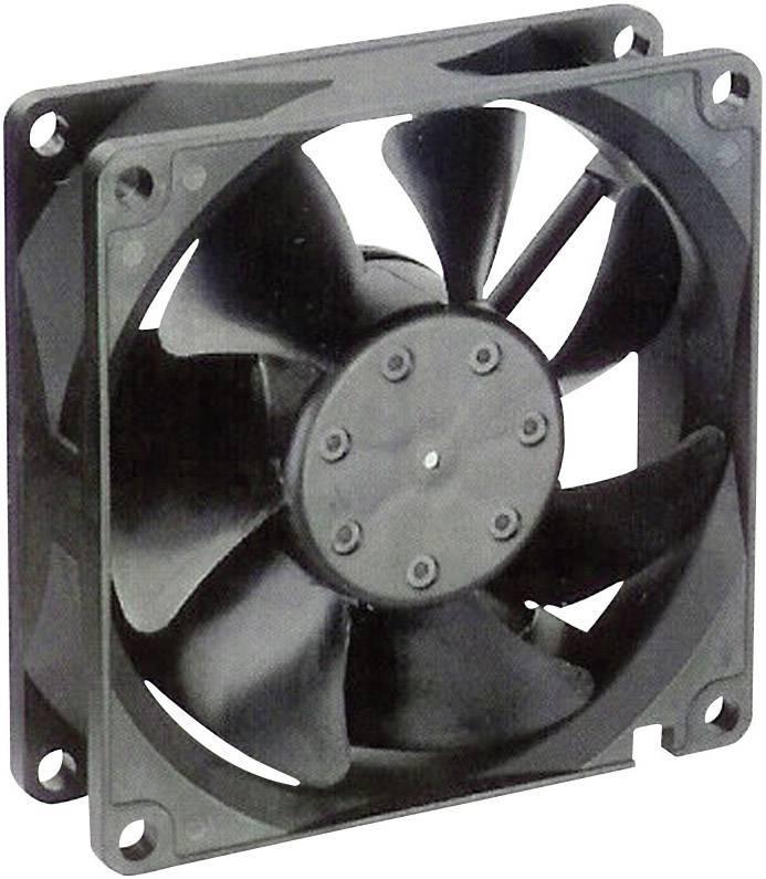 Axiálny ventilátor NMB Minebea 3110KL-05W-B50 3110KL-05W-B50, 24 V/DC, 34 dB, (d x š x v) 80 x 80 x 25 mm