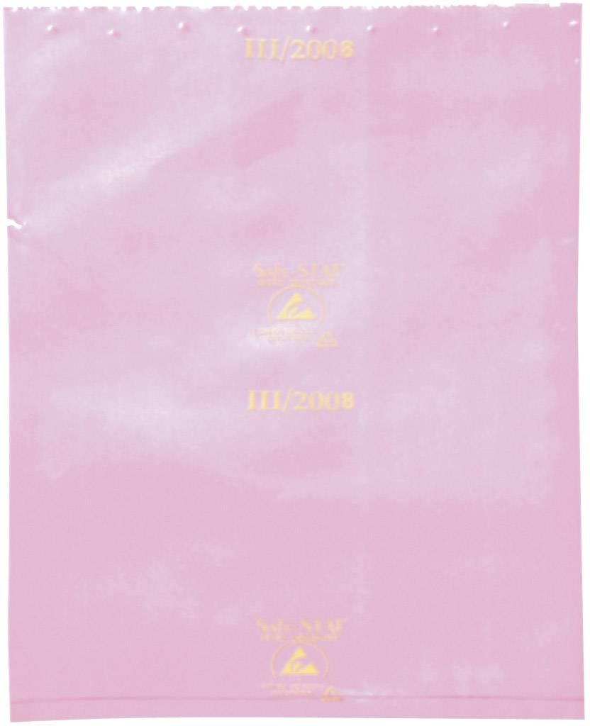 ESD sáčok BJZ C-BP-0610, (d x š) 250 mm x 150 mm, antistatický