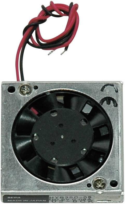 Axiálny ventilátor SEPA HYB35C05PAD 113531009, 5 V/DC, 27 dB (A), (d x š x v) 35 x 35 x 7.5 mm