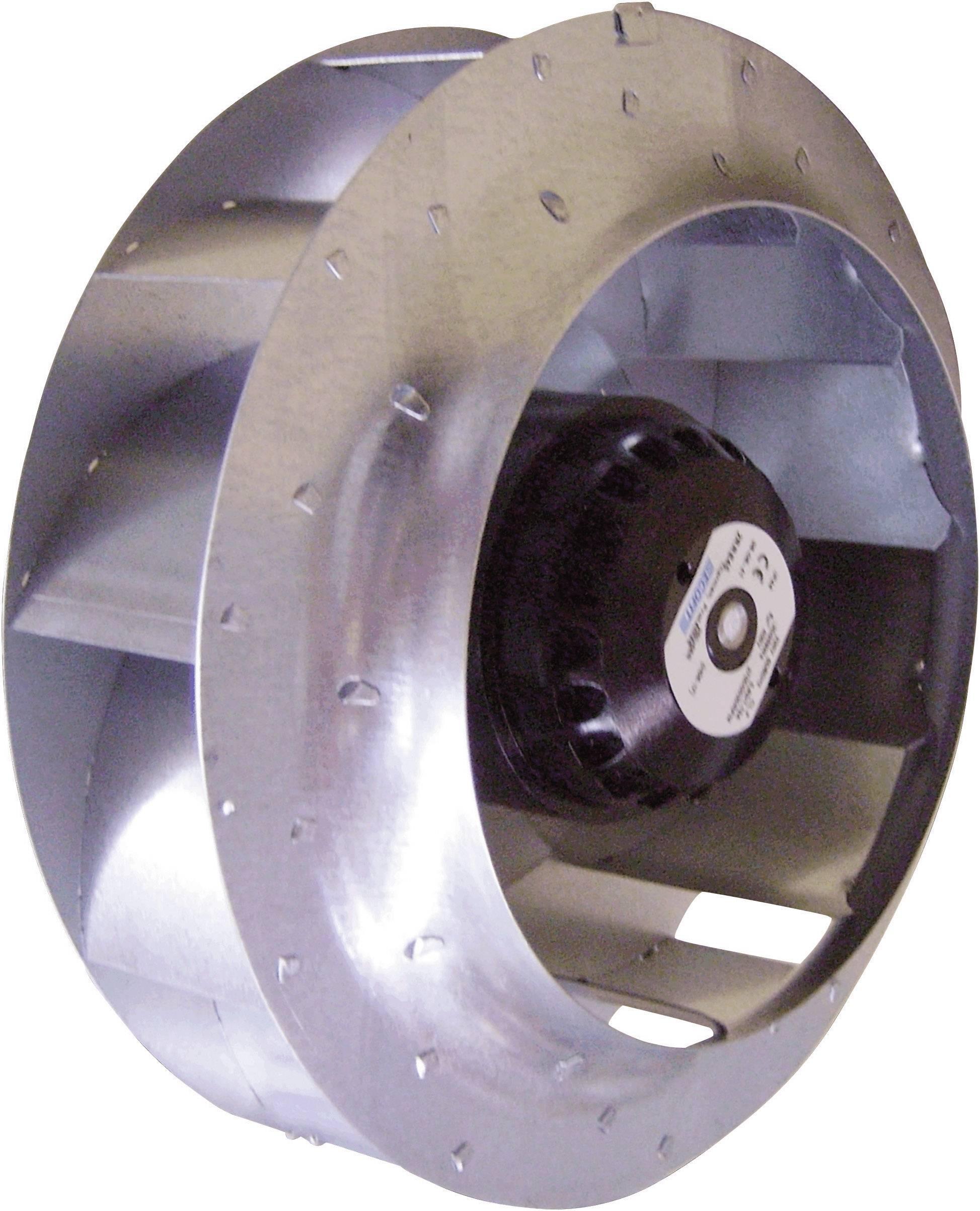 Axiálny ventilátor Ecofit 2RREA3 133X42R - D04-A4, 230 V/AC, 53 dB (A), (Ø x v) 134 mm x 91 mm