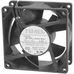 Ventilátor NMB 92 x 92 x 25 mm 3610KL-04W-B50-P00