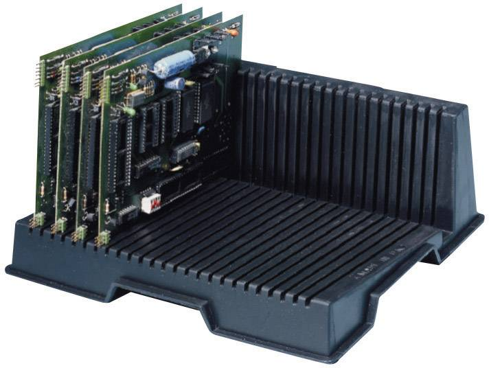 ESD držiak BJZ H-LS-210, (d x š x v) 208 x 272 x 93 mm, čierna