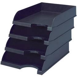 ESD skladovacia priehradka na dokumenty C-199 975 C-199 975 BJZ C-199 975, (d x š x v) 330 x 240 x 60 mm, čierna