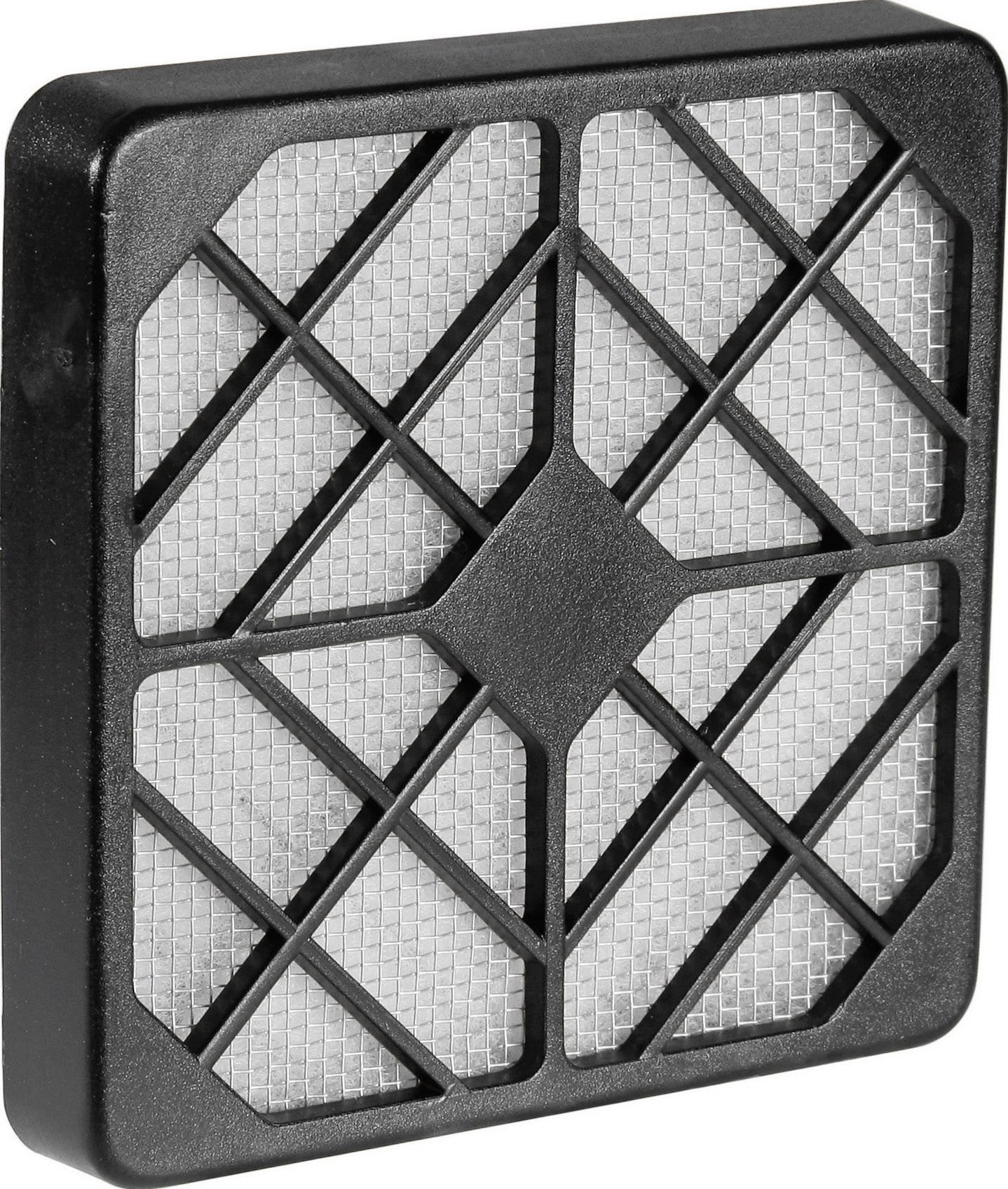 Ochranná mřížka ventilátoru proti prachu SEPA LFG92-45, 97 x 97 x 12.2 mm