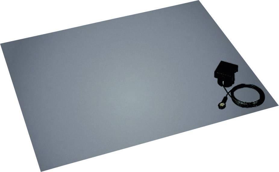 ESD súprava BJZ C-211 152 10,3, (d x š x v) 1500 x 1200 x 3.5 mm, platinovo sivá