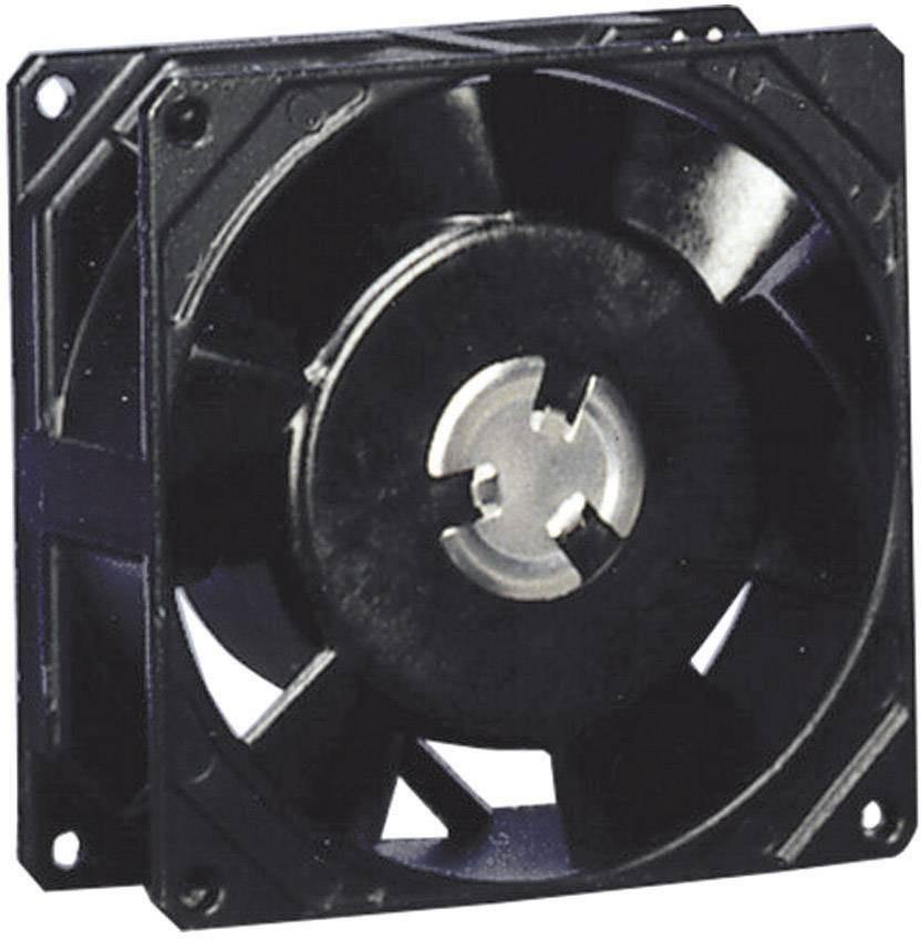 Axiálny ventilátor Ecofit 126LF0181000 126LF0181000, 240 V/AC, 30 dB (A), (d x š x v) 80 x 80 x 38.5 mm