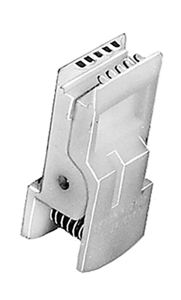 Montážna svorka pre IO Fischer Elektronik MIC 03, 7,62 mm, 1 ks