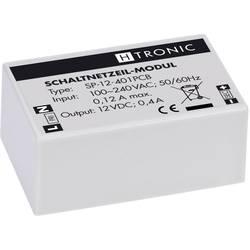 Sieťový zdroj AC/DC do DPS H-Tronic 1190080, 12 V/DC, 0.4 A, 4.8 W
