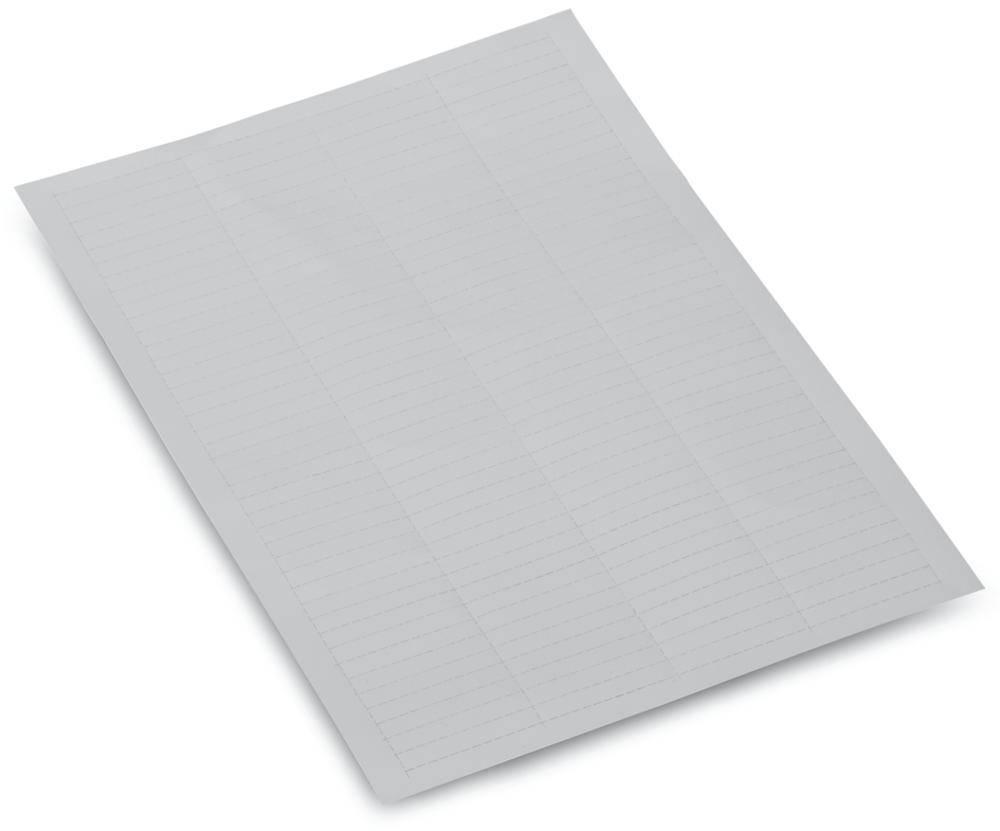 Popisný štítek pro PLC WAGO 750-100